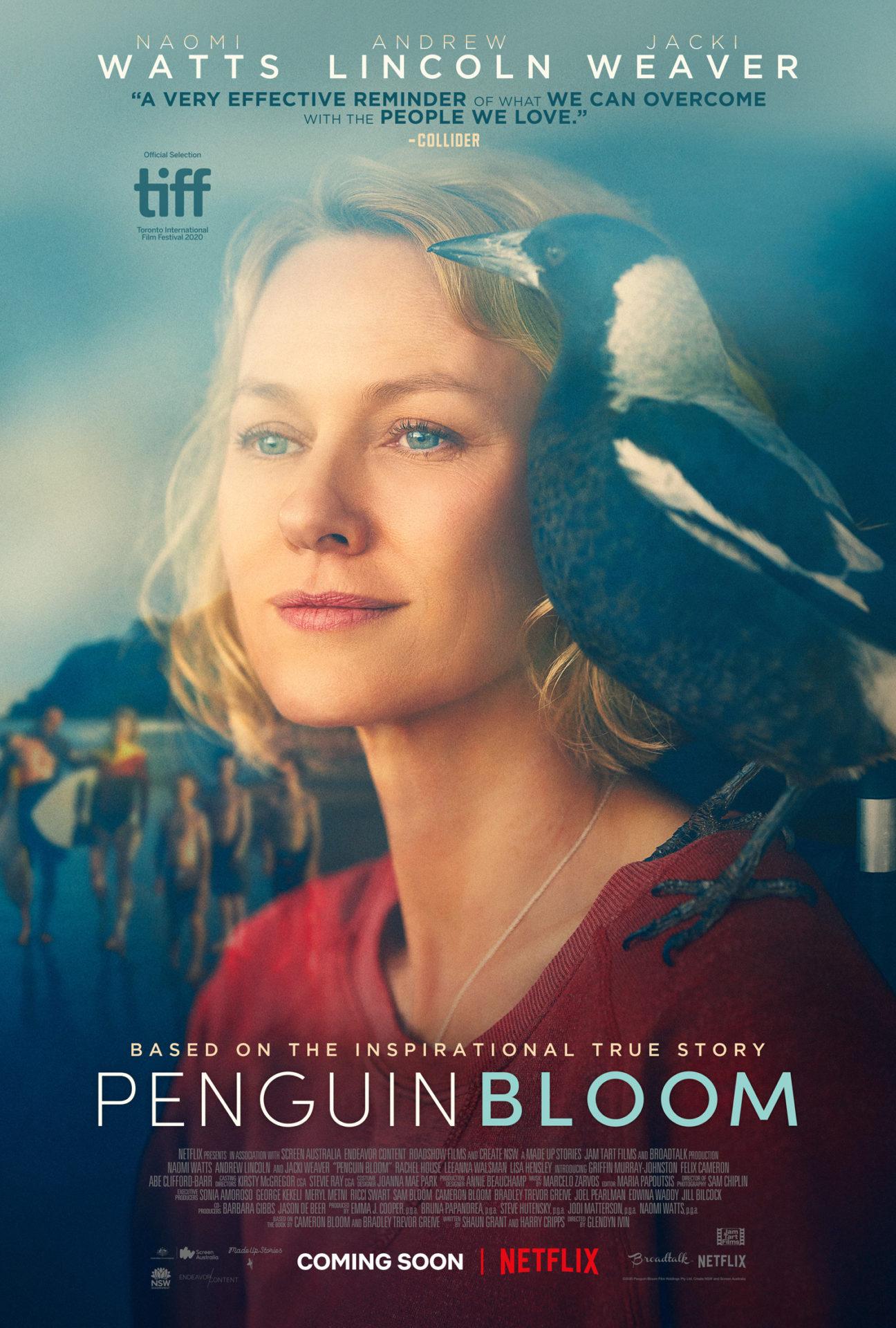 Netflix's Penguin Bloom Official Trailer